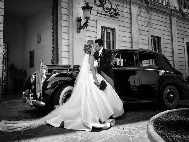 La boda de David y Cristina  en Cádiz, Cádiz 33