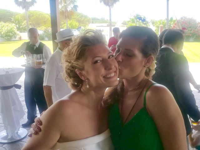 La boda de David y Cristina  en Cádiz, Cádiz 35