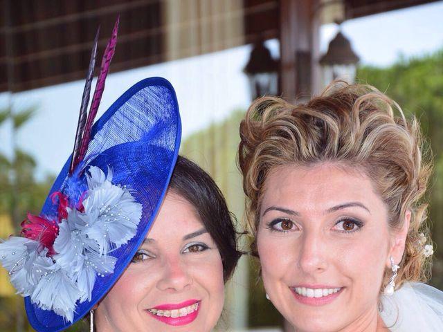 La boda de David y Cristina  en Cádiz, Cádiz 38