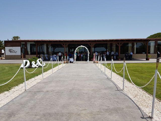 La boda de David y Cristina  en Cádiz, Cádiz 39
