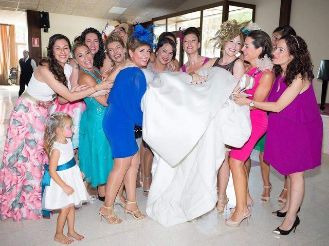 La boda de David y Cristina  en Cádiz, Cádiz 51