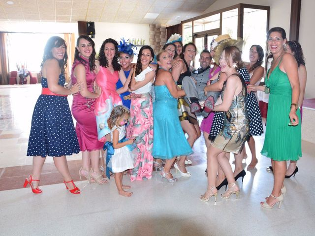 La boda de David y Cristina  en Cádiz, Cádiz 53