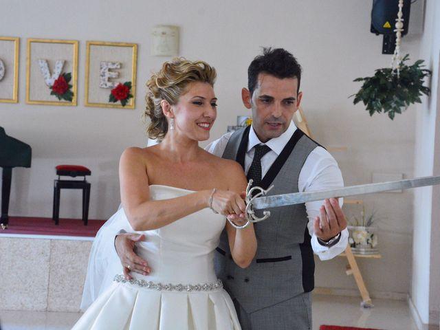 La boda de David y Cristina  en Cádiz, Cádiz 54