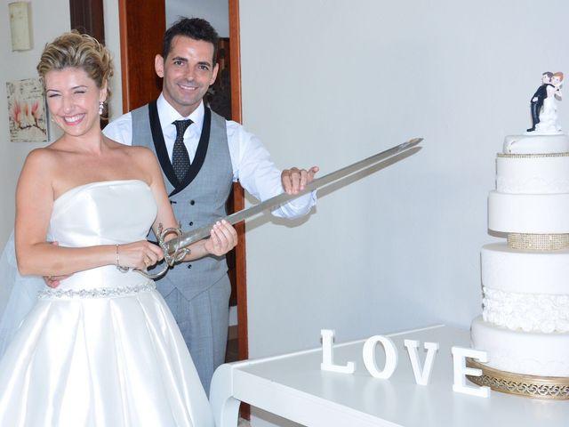 La boda de David y Cristina  en Cádiz, Cádiz 56