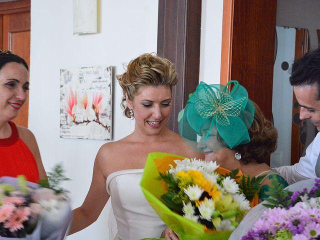 La boda de David y Cristina  en Cádiz, Cádiz 60