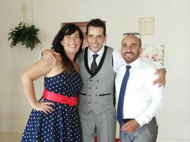 La boda de David y Cristina  en Cádiz, Cádiz 65