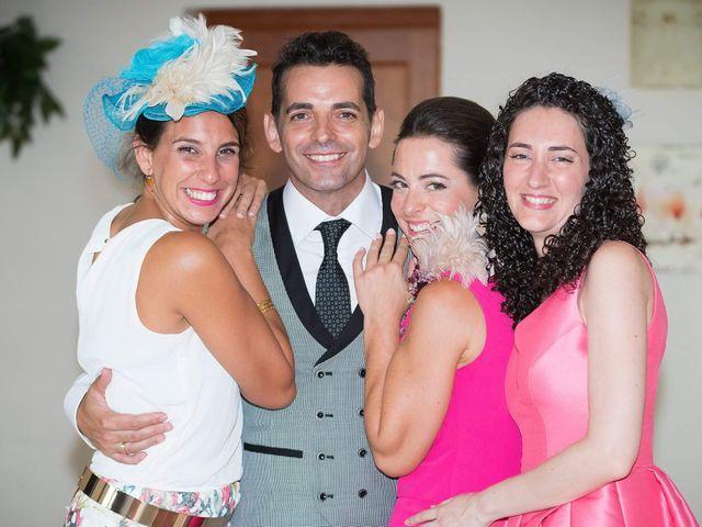 La boda de David y Cristina  en Cádiz, Cádiz 83
