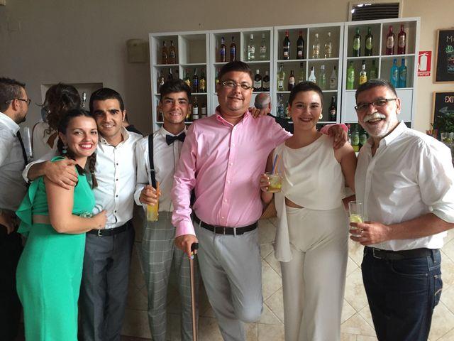 La boda de David y Cristina  en Cádiz, Cádiz 87