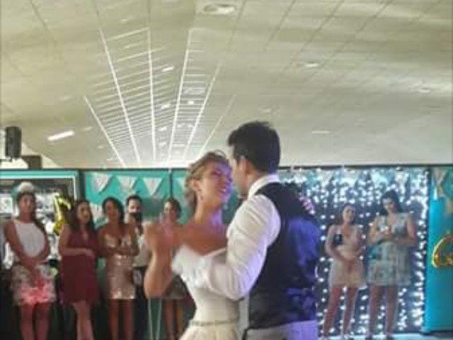 La boda de David y Cristina  en Cádiz, Cádiz 97
