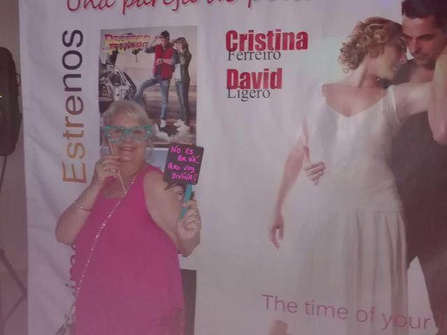 La boda de David y Cristina  en Cádiz, Cádiz 105