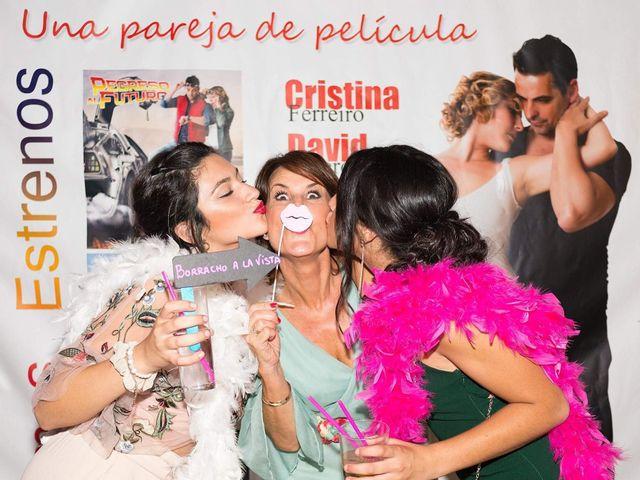 La boda de David y Cristina  en Cádiz, Cádiz 110