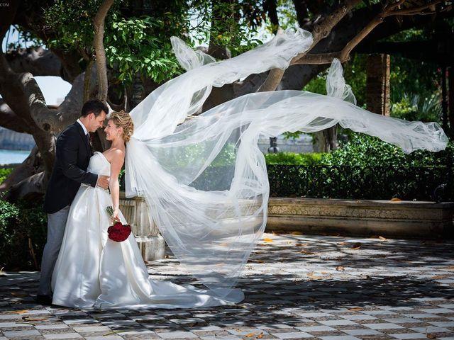 La boda de David y Cristina  en Cádiz, Cádiz 128