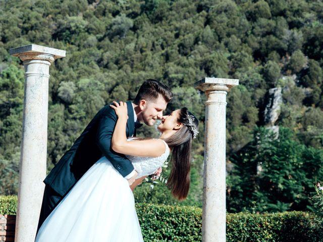 La boda de Irian y Mishel