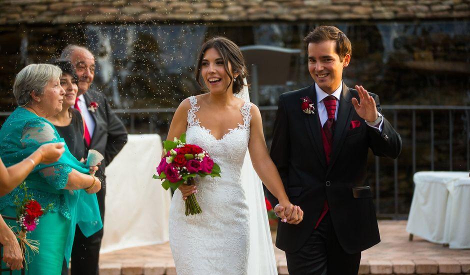 La boda de Dani y Laura en Guadarrama, Madrid