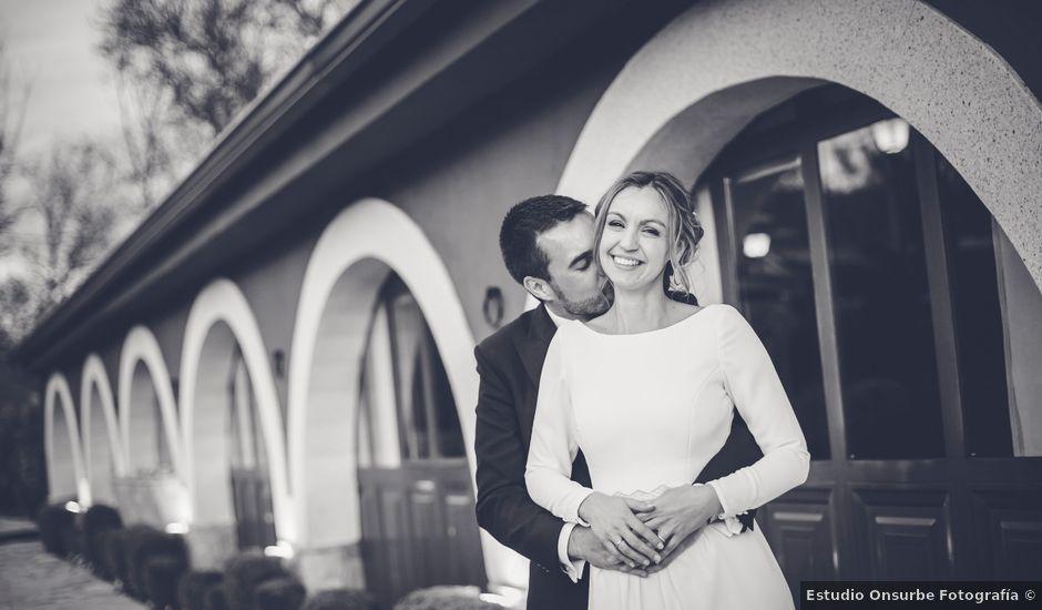 La boda de Sergio y Belén en Miraflores De La Sierra, Madrid