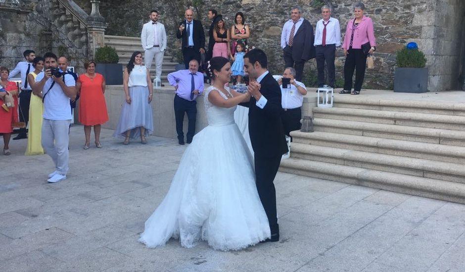 La boda de Silvia y Jesús en Melide (Melide), A Coruña