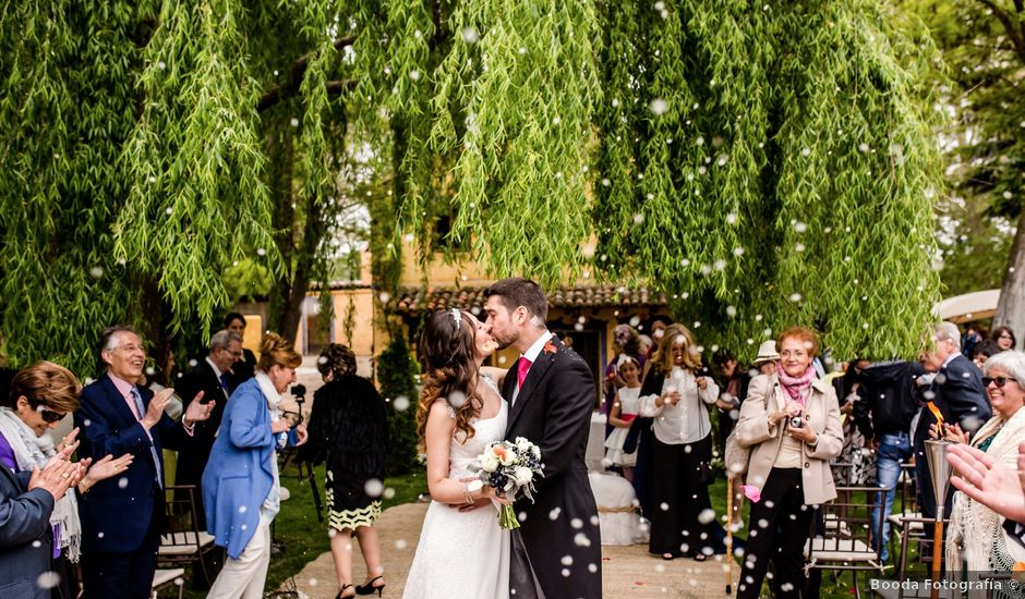 La boda de Álvaro y Inés en Chinchon, Madrid