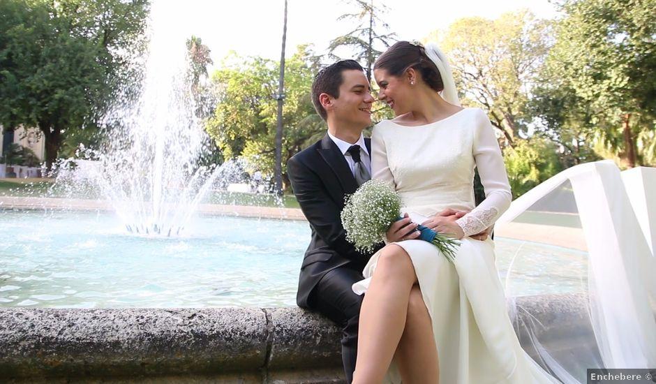 La boda de Rubén y Mamen en Jerez De La Frontera, Cádiz