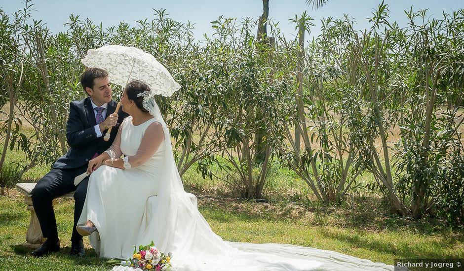 La boda de Otal y Rocío en Mairena Del Alcor, Sevilla