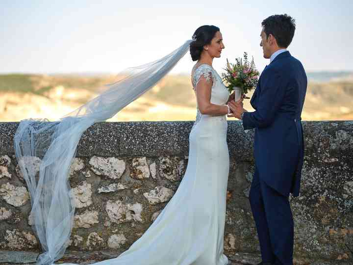 La boda de Mónica y Marcelo