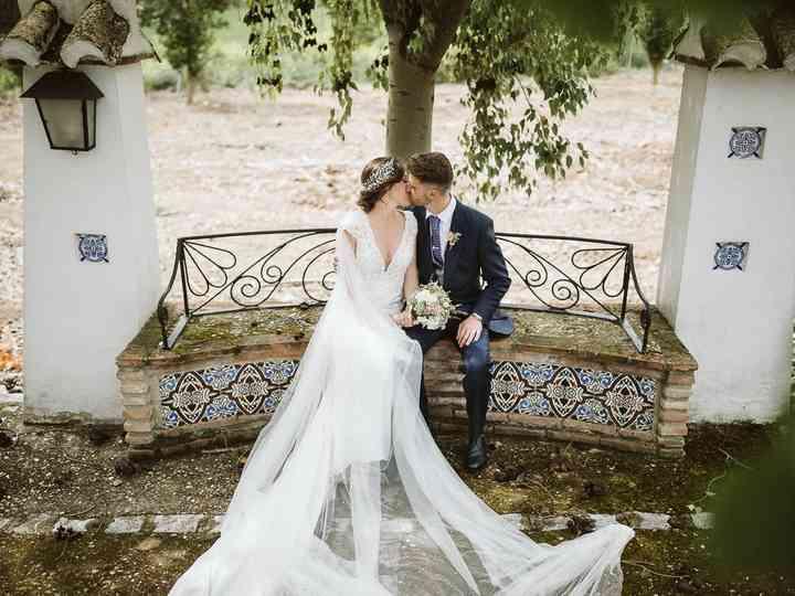 La boda de Inma y Juande