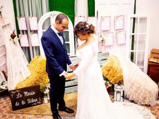 La boda de Virginia y Fernando