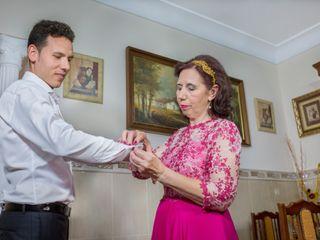 La boda de Lucía y Francisco Jesús 2