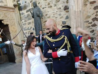 La boda de Nuria y Oscar