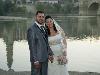 La boda de Noelia y Miguel Angel