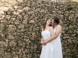 La boda de Amparo y Susana