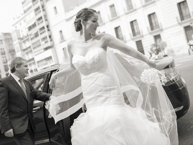 La boda de Miguel y Marta en La Pobla De Farnals, Valencia 22