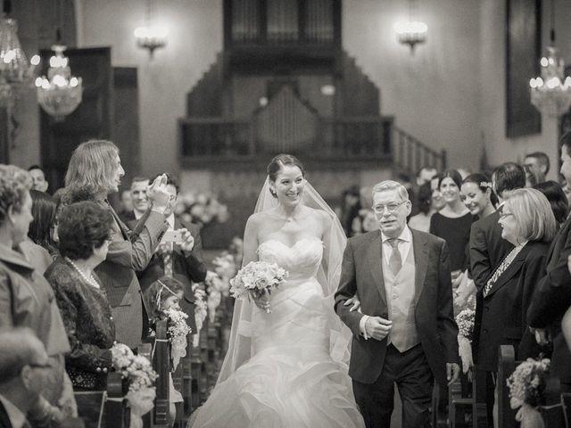 La boda de Miguel y Marta en La Pobla De Farnals, Valencia 24