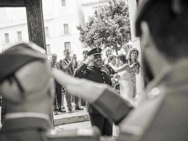La boda de Miguel y Marta en La Pobla De Farnals, Valencia 33