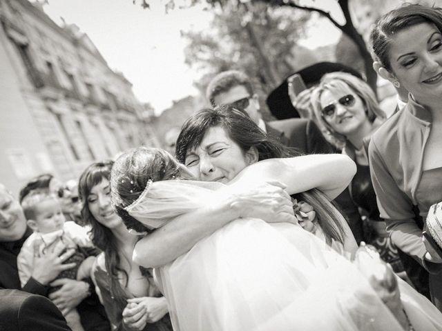 La boda de Miguel y Marta en La Pobla De Farnals, Valencia 34