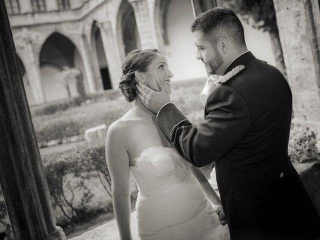 La boda de Miguel y Marta en La Pobla De Farnals, Valencia 42