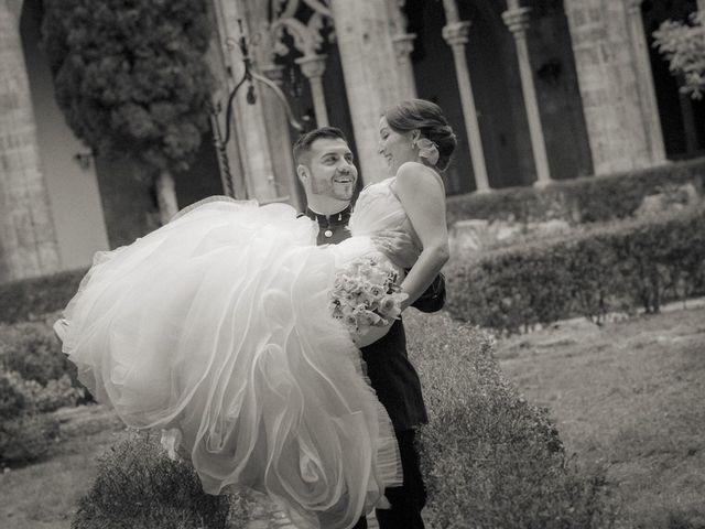 La boda de Miguel y Marta en La Pobla De Farnals, Valencia 44