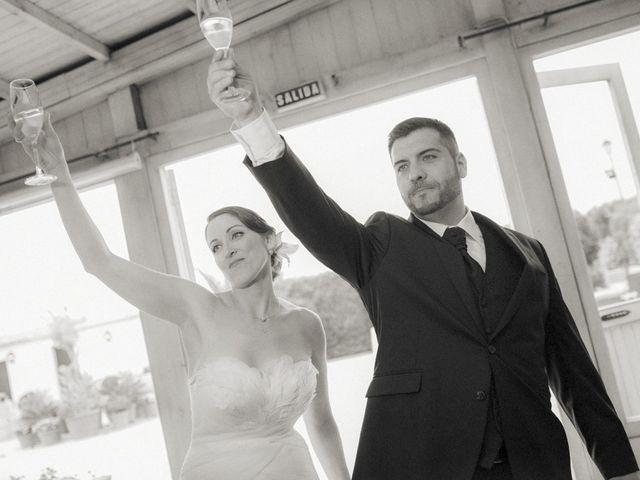 La boda de Miguel y Marta en La Pobla De Farnals, Valencia 51