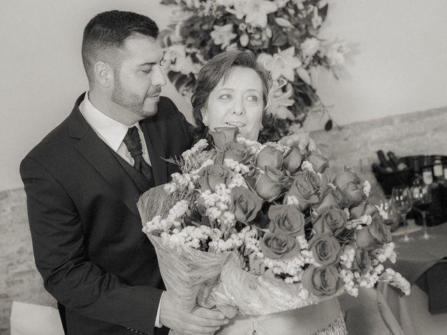 La boda de Miguel y Marta en La Pobla De Farnals, Valencia 53