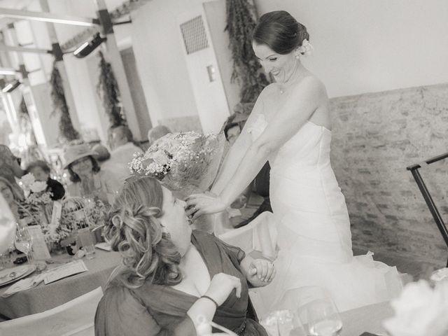 La boda de Miguel y Marta en La Pobla De Farnals, Valencia 54