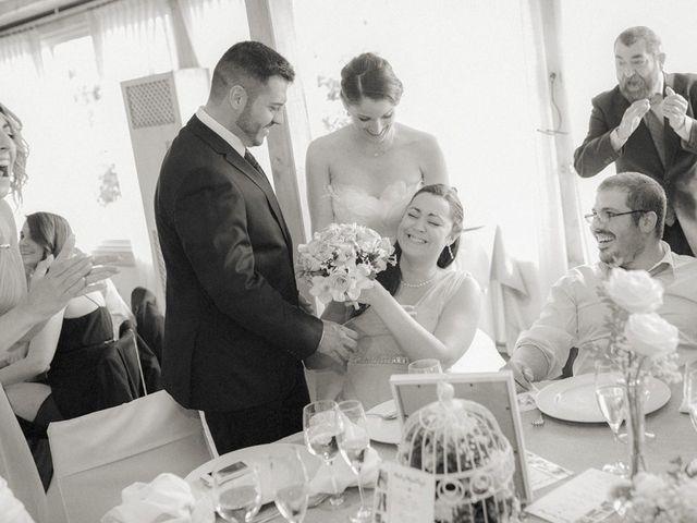 La boda de Miguel y Marta en La Pobla De Farnals, Valencia 55