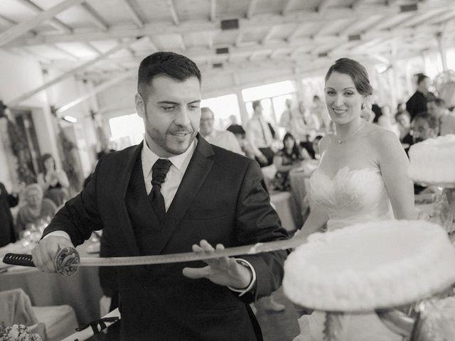 La boda de Miguel y Marta en La Pobla De Farnals, Valencia 57