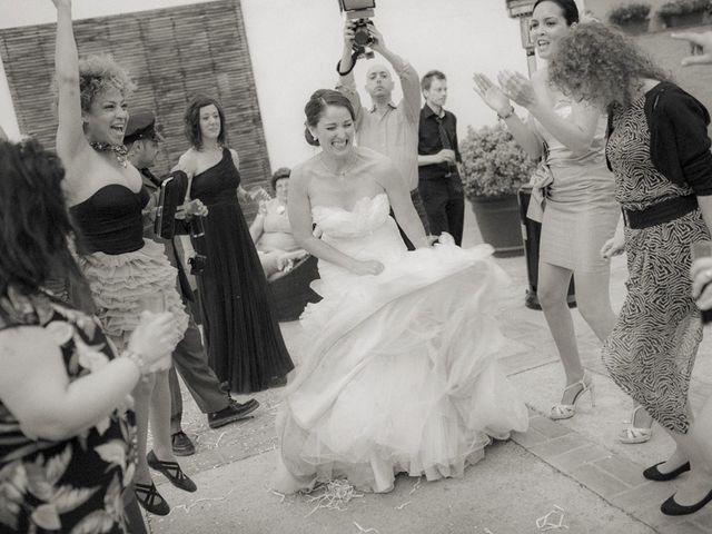 La boda de Miguel y Marta en La Pobla De Farnals, Valencia 60
