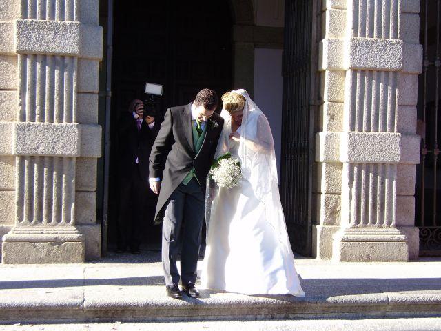 La boda de Teresa y Mario en Ávila, Ávila 5