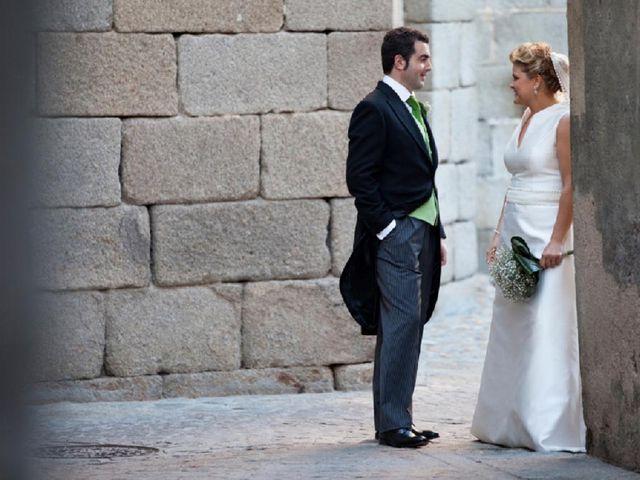 La boda de Teresa y Mario en Ávila, Ávila 2