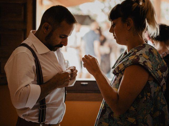 La boda de Antonio y Dani en Navaluenga, Ávila 9