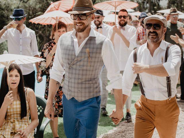 La boda de Antonio y Dani en Navaluenga, Ávila 18