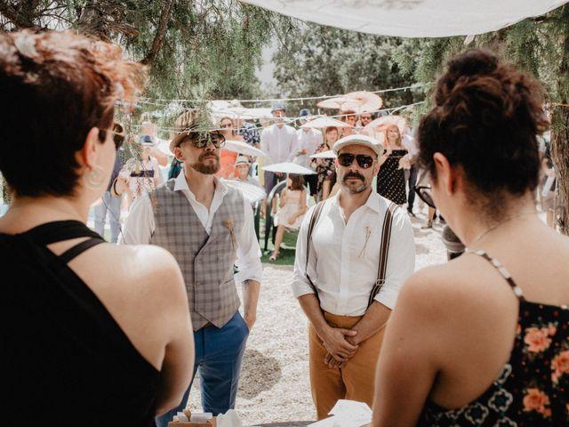 La boda de Antonio y Dani en Navaluenga, Ávila 19