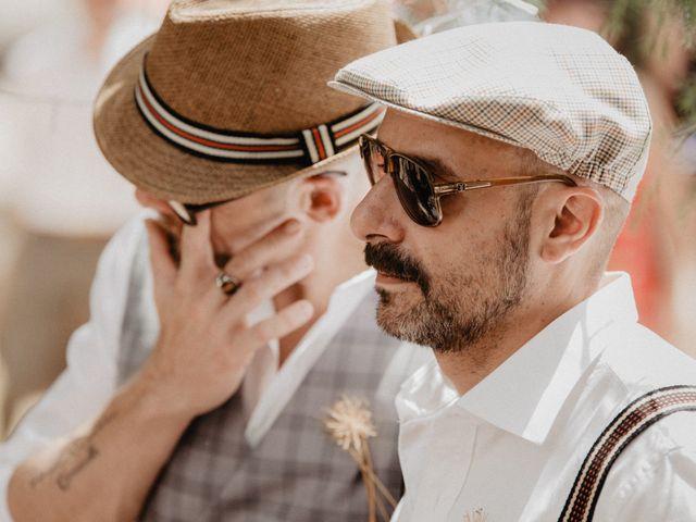 La boda de Antonio y Dani en Navaluenga, Ávila 21
