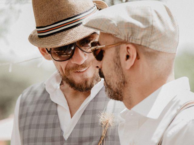 La boda de Antonio y Dani en Navaluenga, Ávila 24