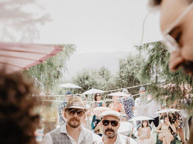 La boda de Antonio y Dani en Navaluenga, Ávila 26